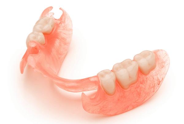 Clasp dentures
