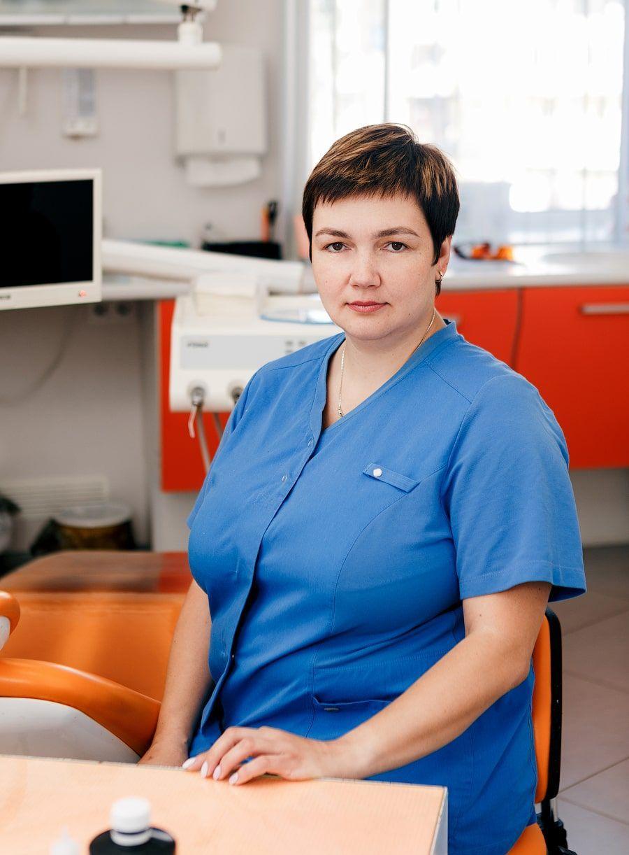 Гришук Валерия Васильевна - стоматолог-терапевт