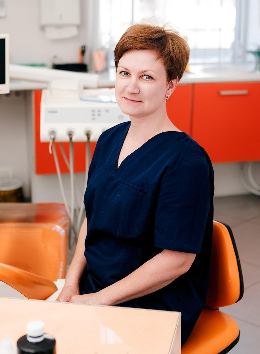 Кутень Татьяна Егоровна - врач стоматолог