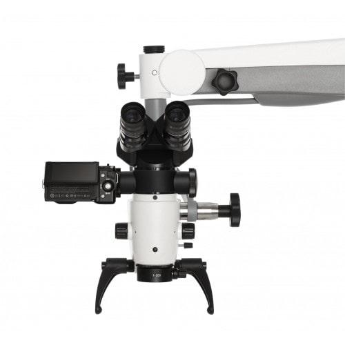 Mikroskop stomatologiczny SmartOPTIC - Funkcje