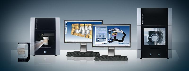 CAD-CAM системы в стоматологии