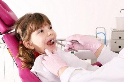 Removal of primary teeth in Minsk