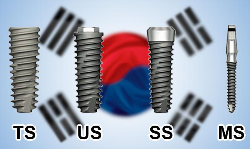 Корейский имплантат Osstem