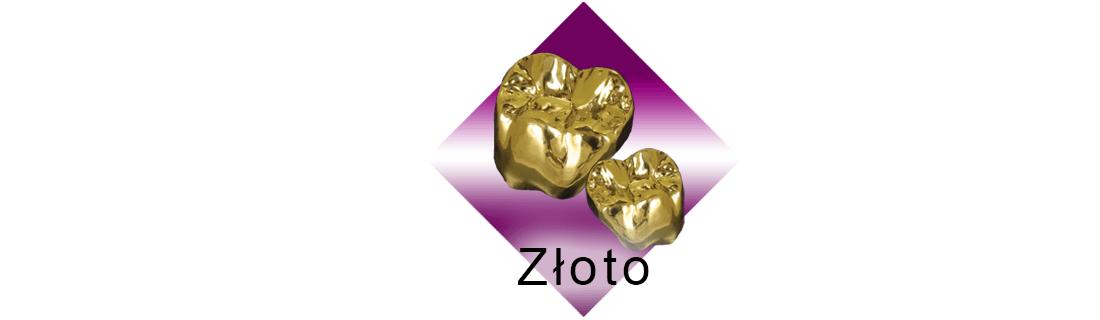 Korona ze złota wpisana w romb na białym tle