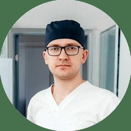 Еловой Ярослав Михайлович - стоматолог, хирург-имплантолог клиники Дудко и сыновья в Минске