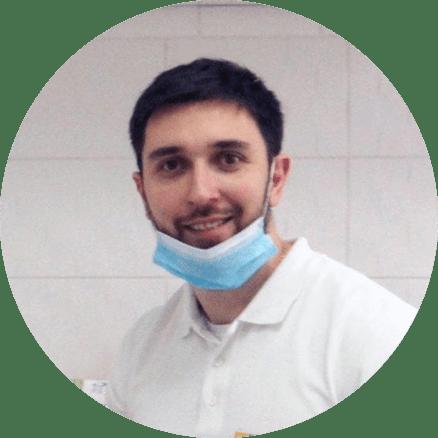 Мехтиев Руслан Салманович - стоматолог-ортопед клиники Дудко и сыновья Минск