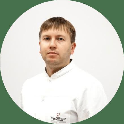 Павел Пажлаков - стоматолог-терапевт клиники Дудко и сыновья